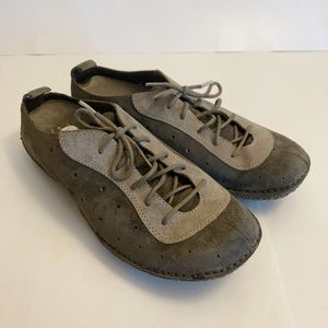 Merrell Duet Jazz Hedge Stone Gray Shoes Size 9